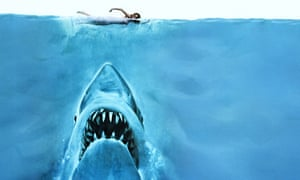 5fbe1fc6421804 The classic poster image from the first release of the film Jaws.