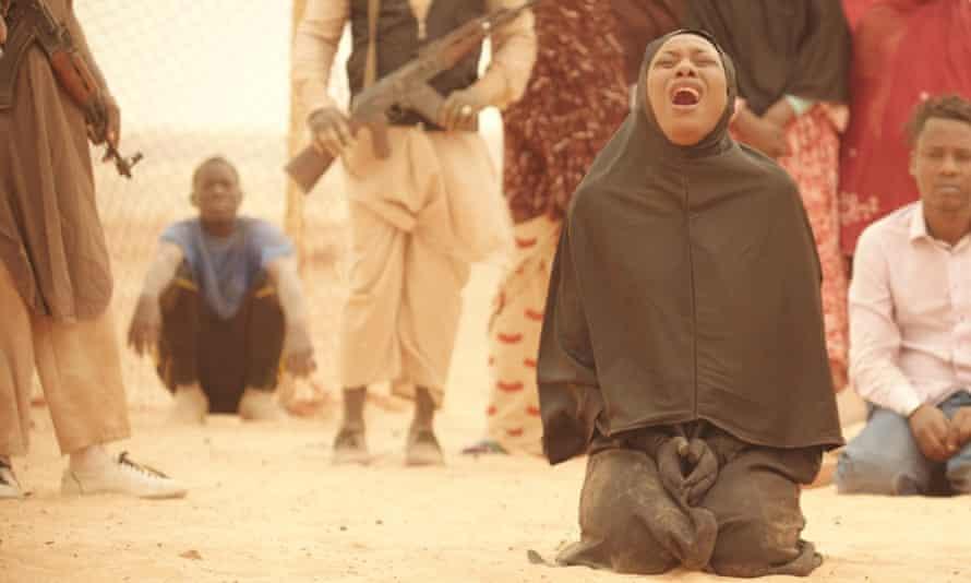 The film Timbuktu by Abderrahmane Sissako