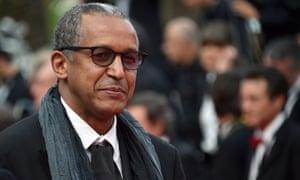 Director Abderrahmane Sissako