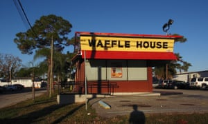 Waffle House: delicious.