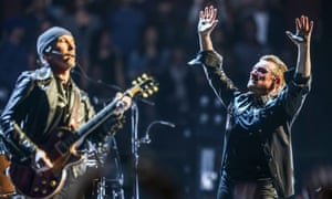 U2 tour manager dies in Los Angeles | Music | The Guardian