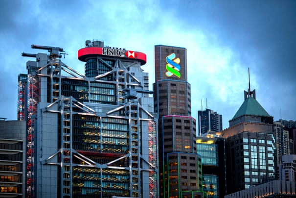 Norman Foster's Hong Kong HSBC headquarters tore up the rule