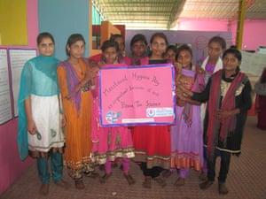 Menstrual Hygiene Day, Maharashtra, India