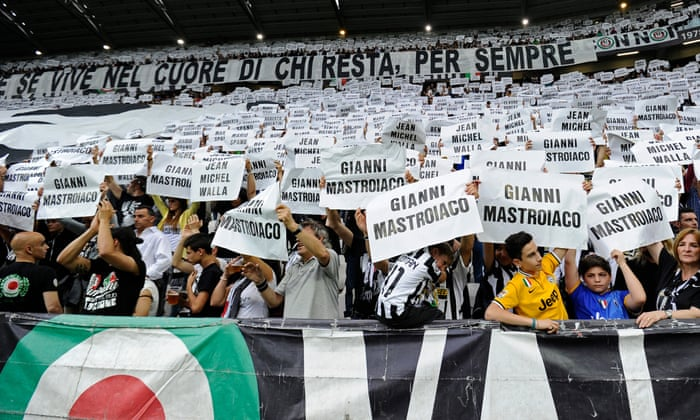 Juventus Start To Acknowledge 39 Victims Of Heysel After 30 Years Football The Guardian