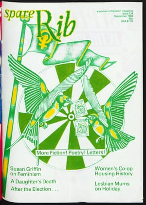 September 1983. Birds, Flags and the Feminist Issue 134