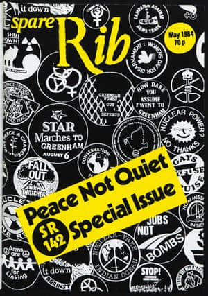 May 1984 peace not quiet Issue 142
