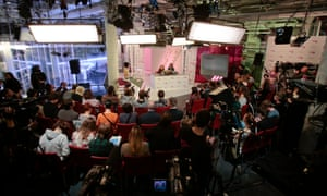 TV Rain: inside Russia's only independent television channel