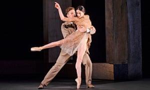 Alessandra Ferri and Gary Avis in Woolf Works