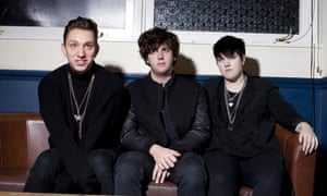 Oliver Sim, Jamie Smith and Romy Madley-Croft make up the xx.