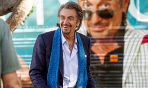You can call him Al ... Pacino stars in amiable new comedy Danny Collins.