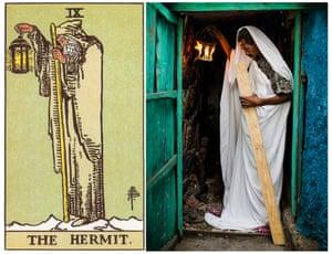Ghetto Tarot: The Hermit