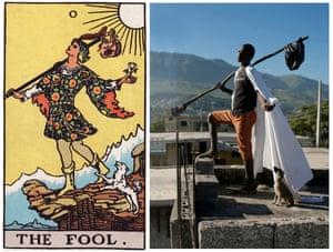 Ghetto Tarot: The Fool.