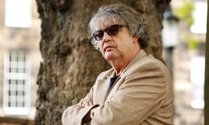 Paul Muldoon. Photograph: Murdo Macleod for the Guardian