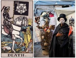 Ghetto Tarot: Death.