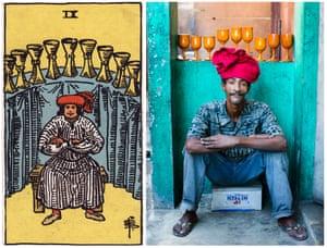 Ghetto Tarot: Cups.
