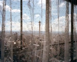 Hillbrow View, Ponte City, Johannesburg, 2008