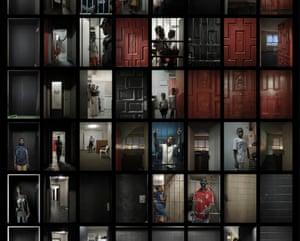Windows, Ponte City, 2008-2010