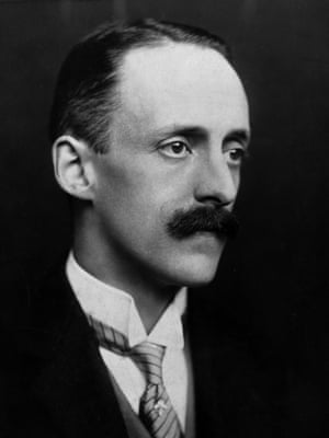 Art collector and critic, Hugh Percy Lane in 1909. Photograph: George C. Beresford/Getty Images