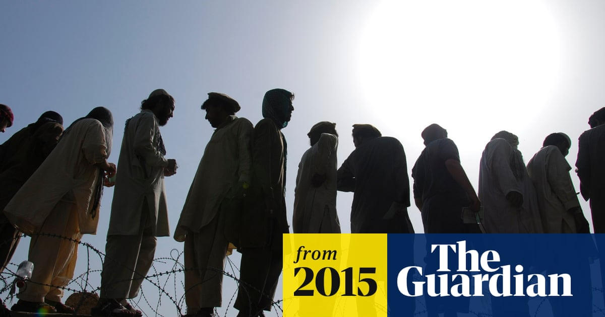 Women barred from voting in parts of Pakistan | World news