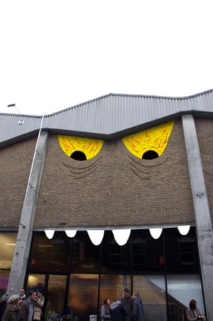 The Shoreditch Monster