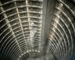 Untitled #1, Ponte City Johannesburg, from the series Ponte City, 2008