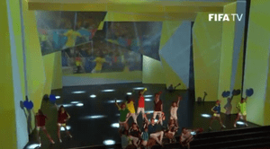 Fifa congress opening ceremony