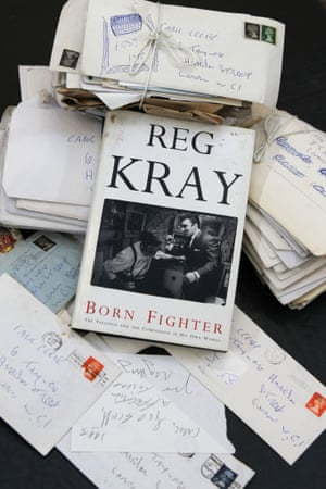 Auto Auction Pa >> Reggie Kray prison letters to be sold for thousands at ...