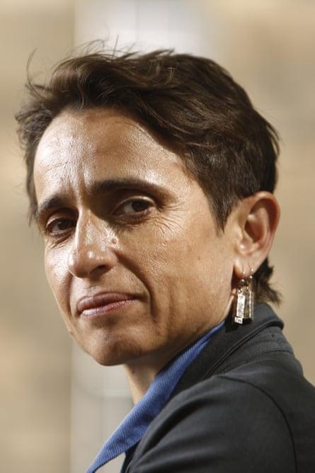 The author, Masha Gessen