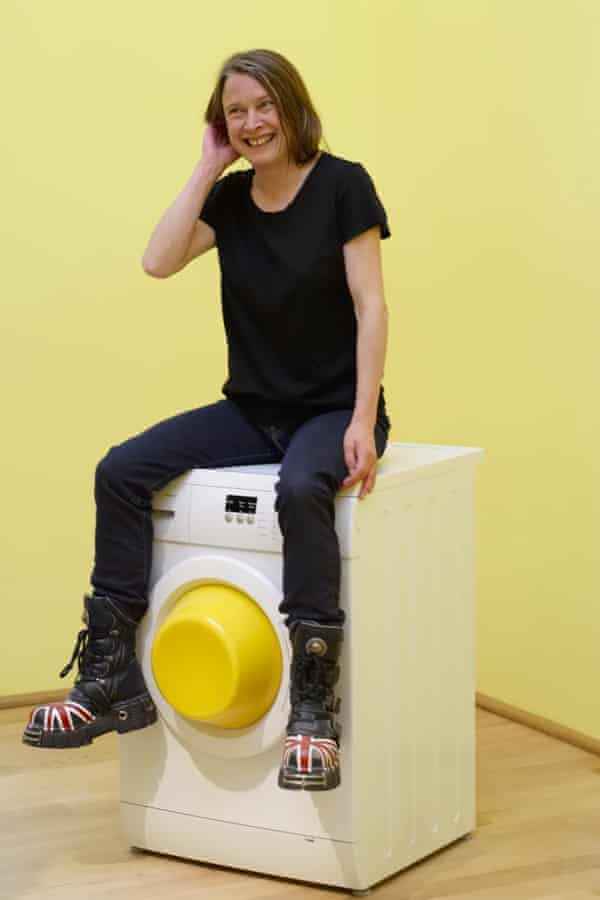 Sarah Lucas at the Venice Biennale