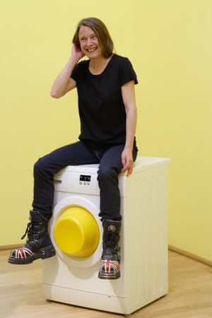 Sarah Lucas at the Venice Biennale