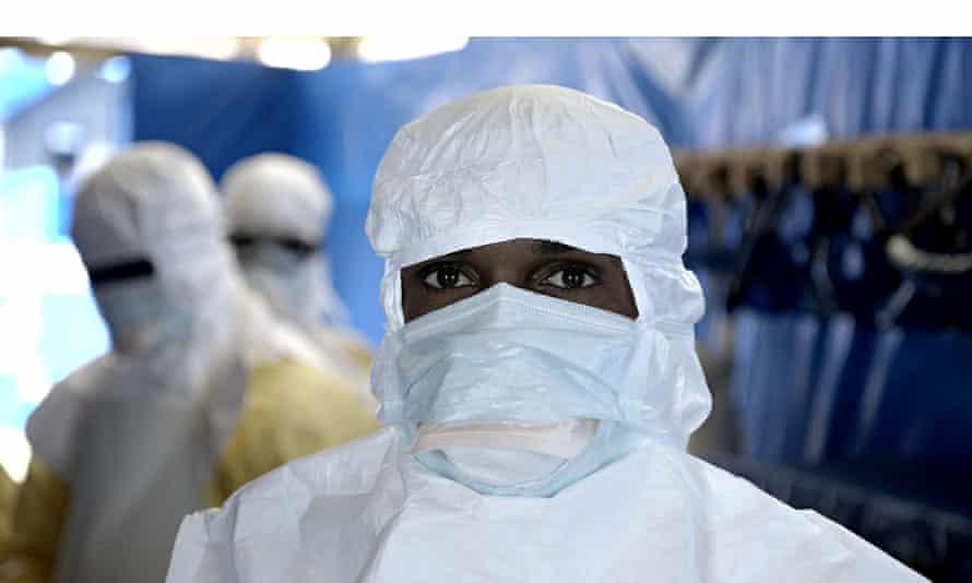 Outbreak: The Truth about Ebola. Photograph: Dan Edge/BBC/Quicksilver Media/Mongoose