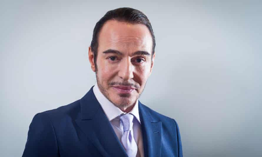 John Galliano, appearing at a Jewish community event 'Connect' fashion event on Thursday night