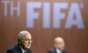 The Fifa Congress in Zurich, here being addressed by the president, Sepp Blatter, has been rocked by allegations of corruption.
