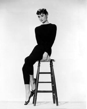 Audrey Hepburn c.1954.