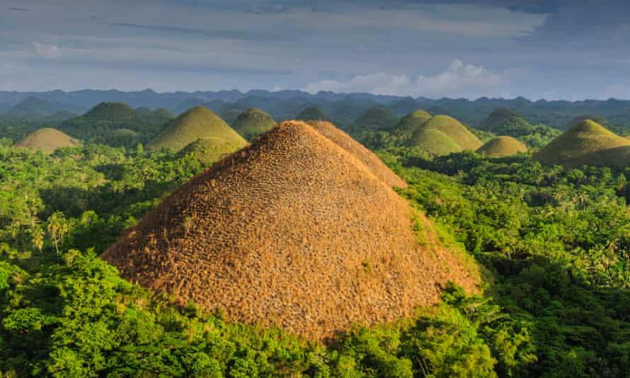 Bohol Island, Philippines.