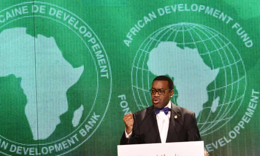 Akinwumi Adesina has been elected as the new president of the African Development Bank after claiming 60% of the votes.