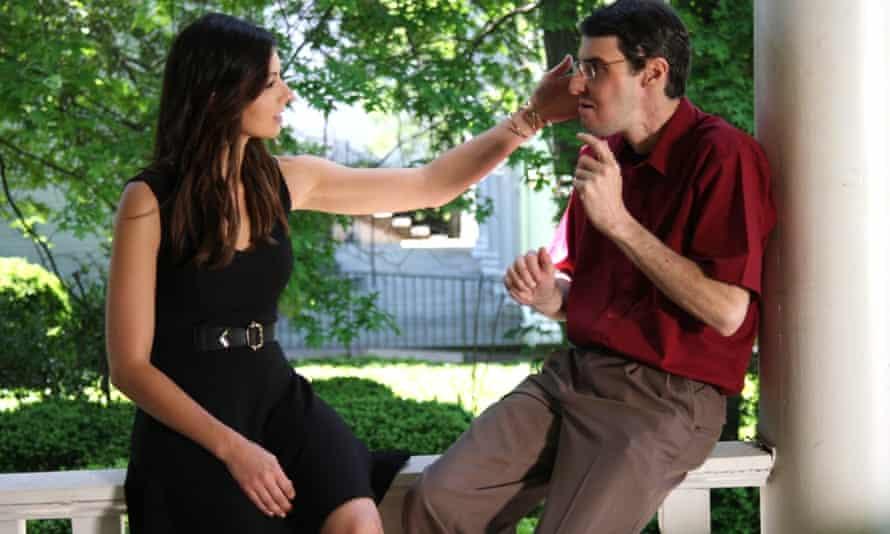 Rebekah Aversano meets Richard Norris: 'Do you mind if I touch it?'