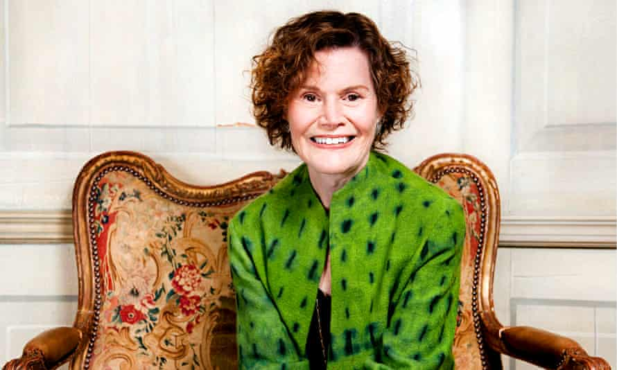American author Judy Blume
