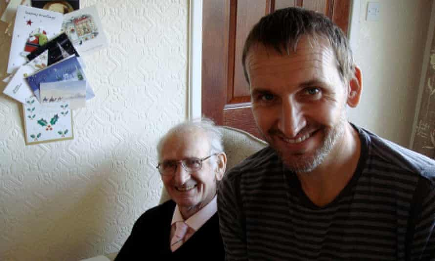 'I eventually learned that, instead of trying to pull people with dementia into your world, you have to enter theirs.'