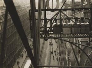 Rue Auber, Paris, circa 1928