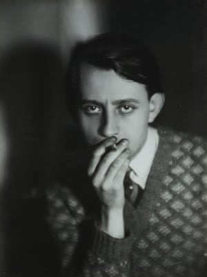 French novelist André Malraux, 1930