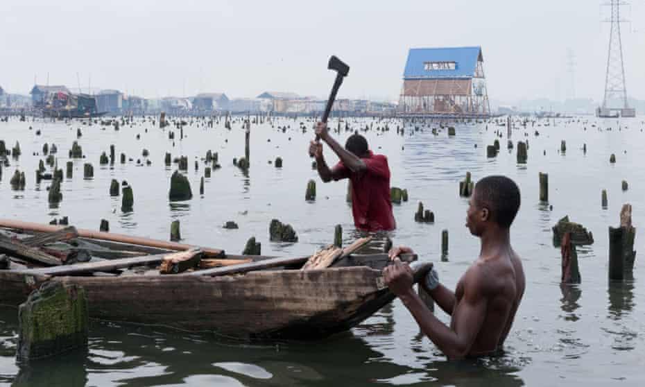 The Makoko Floating School, Lagos.
