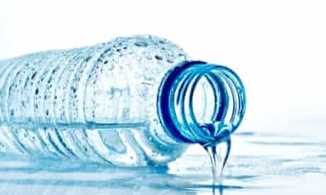 Bottle of water