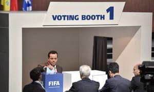 Fifa vote