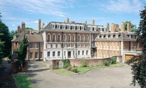 Witanhurst house has undergone extensive refurbishments during the past five years.