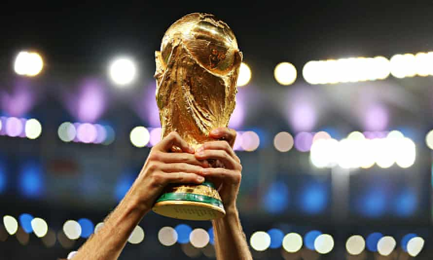The World Cup … any government challenging Fifa could have its representatives threatened with expul
