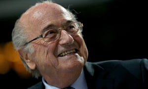 Happy Blatter