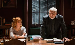 temple donmar review