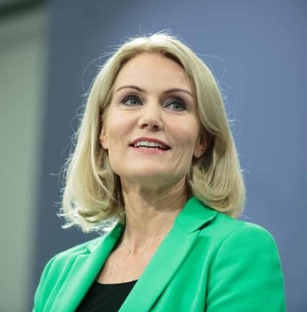 Danish prime minister Helle Thorning-Schmidt announces the general election for 18 June.