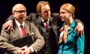 This House by James Graham at the National Theatre
